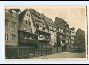 U2492/ Breslau Weigerber-Ohle Foto AK ca.1935