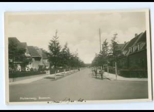 U2418/ Bussum Huizerweg Foto AK ca.1935 Niederlande
