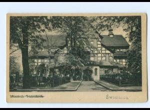 U2851/ Schweidnitz Friedenskirche Schlesien AK Swidnica ca.1940