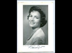 U3187/ Karin Dor Original Autogramm
