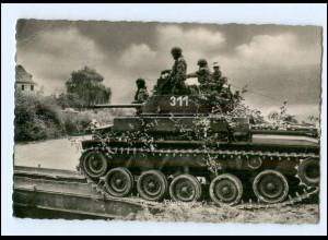 U3079/ Bundeswehr Panzer-Fluß-Übergang AK 1965