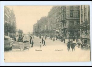 XX00357/ Hamburg Rödingsmarkt AK ca.1900