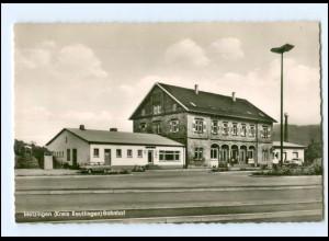 XX00362-7430/ Metzingen Bahnhof AK 1972