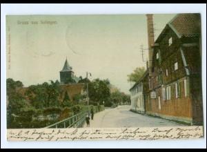 XX00716-2838/ Sulingen Lange Straße AK 1903