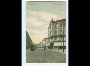 XX00458/ Hamburg Harburg Wilstorferstraße AK 1909