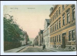 XX00480-082./ Aue Erzgeb. Reichsstraße AK ca.1912
