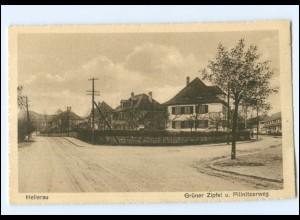 XX00260/ Dresden Hellerau Grüner Zipfel u. Pillnitzerweg AK ca.1920