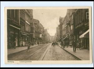 XX00463/ Hamburg Harburg Lüneburgerstraße AK 1929