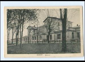 XX00305-4770/ Soest Bahnhof AK 1915