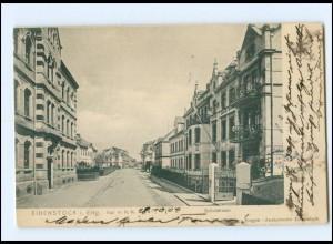 XX00537-083/ Eibenstock im Erzgeb. Schulstr. AK 1904