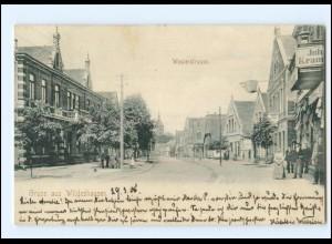 XX00519-2878/ Wildeshausen Westerstraße AK 1905