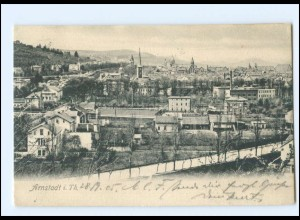 XX00246-993/ Arnstadt i. Th. AK 1905