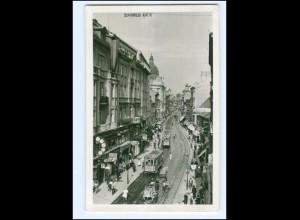 XX00592/ Zagreb Ilica Straßenbahn Foto AK 1939 Kroatien