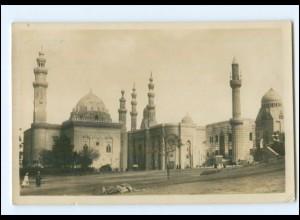 XX002189/ Kairo Ägypten Sultan Hassan-Moschee Foto AK Nordd. Lloyd 1927
