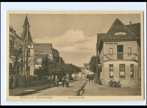XX00843-2832/ Twistringen Bahnhofstraße AK ca.1925
