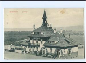 XX00905-2054/ Geesthacht Bahnhof AK 1912