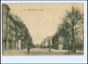 XX00760/ Berlin Moabit Kruppstraße AK 1931