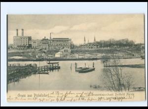 XX00819/ Berlin Pichelsdorf Brauerei Ak 1907