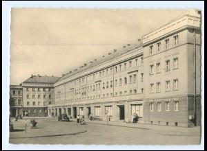 XX00921/ Wismar Vorwendorf Ladenstraße Foto AK 1960