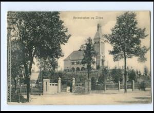 XX001491-027/ Zittau Krematorium AK ca.1912