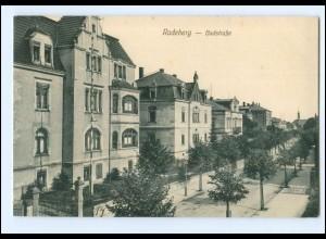 XX001629-014./ Radeberg Badstraße AK 1912