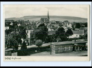 XX001650-3436/ Hessisch Lichtenau Bahnhof AK 1939