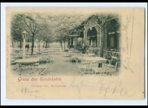 XX001620/ Berlin Gruß aus Hundekehle AK 1899