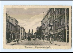 XX001884/ Gnesen Friedrichstraße AK 1918 Posen