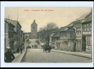XX001639-172./ Lychen Stargardter Straße AK ca.1910