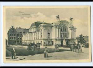 XX001501/ Thorn Stadttheater Westpreußen AK ca.1912