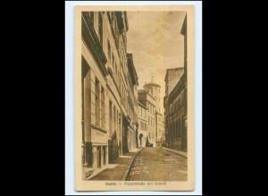 XX01098/ Stettin Pelzerstraße AK 1928
