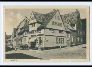 XX001684/ Rostock Mühlenstraßer AK 1923