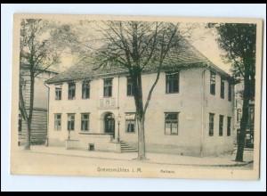 XX001514-239./ Grevesmühlen Rathaus AK 1916