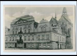 XX001343-182./ Güstrow Rathaus AK 1943