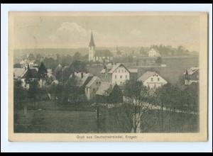XX01201-095./ Deutscheinsiedel Erzgeb. AK 1924