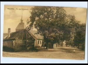 XX001216-163./ Wandlitz An der Schmiede Ak 1913