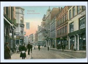 XX001325/ Hamburg Harburg Wilstorferstraße AK 1909