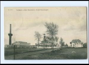 XX14779-2818/ Groß-Häuslingen Kaliwerk Aller Nordstern AK 1910