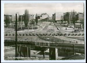 XX01189/ Berlin Potsdmer Platz Zonengrnze Mauer AK ca.1965