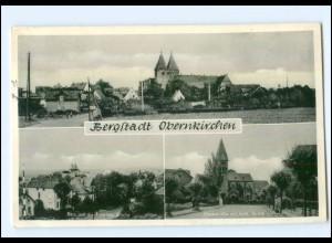 Y10138/ Bergstadt Obernkirchen AK 1957