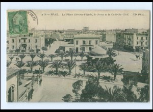 U3681/ Sfax Tunesien AK