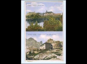 Y10139/ Vysoke Tatry AK Tschechien ca.1925