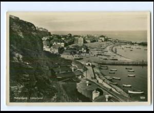 Y10075/ Helgoland Foto AK 1933