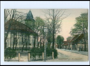 XX001614-192./ Lübtheen Kirchenplatz AK 1918