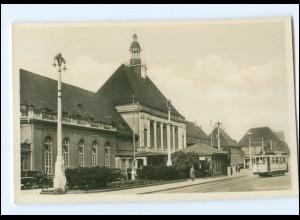 XX002054-028./ Görlitz Hauptbahnhof Foto AK