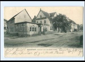 XX001488-994./ Buchfart Gasthof Zum goldenen Stern AK 1907