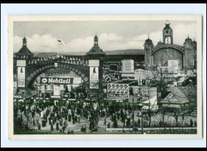 XX001716/ Prag Praha Auststellungsgelände + SST AK 1941