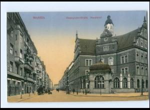 XX001470/ Berlin Neukölln Anzengruberstr. , Post AK 1917