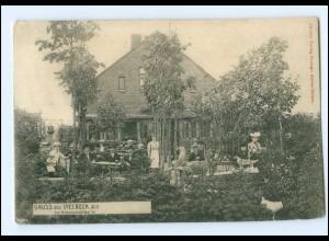XX001456-239./ Vielbeck bei Grevensmühlen AK 1909