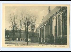 XX001807-18./ Rostock Kloster zum heiligen Kreuz AK
